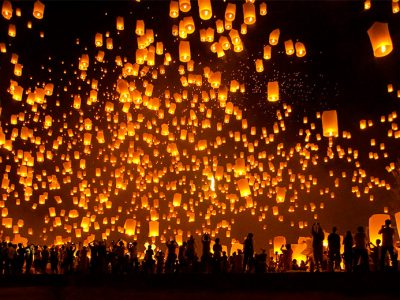 SDGchannel.-Personal-Happiness.-Quote.-Sky-Lantern