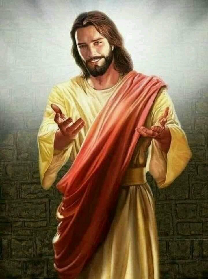 Jesus -Smiling-SDGchannel-Happiness-God